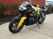 2006 BMW K1200R,  excellent condition,  very low miles (5985)
